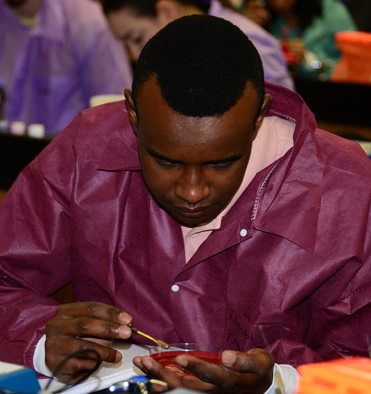 Kennedy Musembi - UF Online Microbiology & Cell Science Alum
