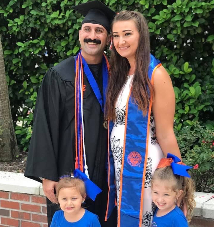 Anthony Moore - UF Online Fire & Emergency Services Alum
