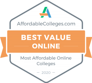 Affordable Colleges Badge 2020
