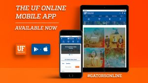 The UF Online Mobile App is Now Available!